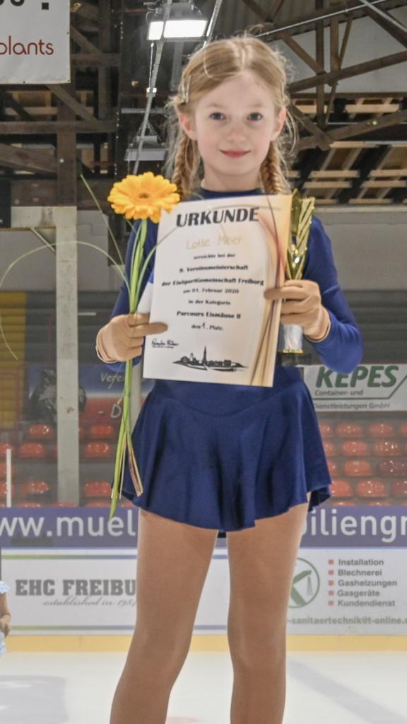 Lotte Meier Eissport Gemeinschaft Freiburg