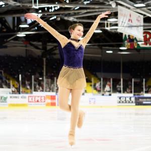 Emilie Stolp Eissportgemeinschaft Freiburg