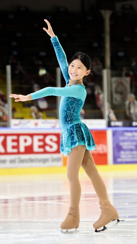 Linda Zhou Eissport Gemeinschaft Freiburg