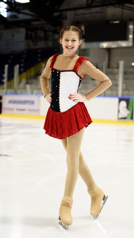 Laura Kaufmehl Eissport Gemeinschaft Freiburg